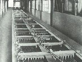 昭和23年当時の最新式設備